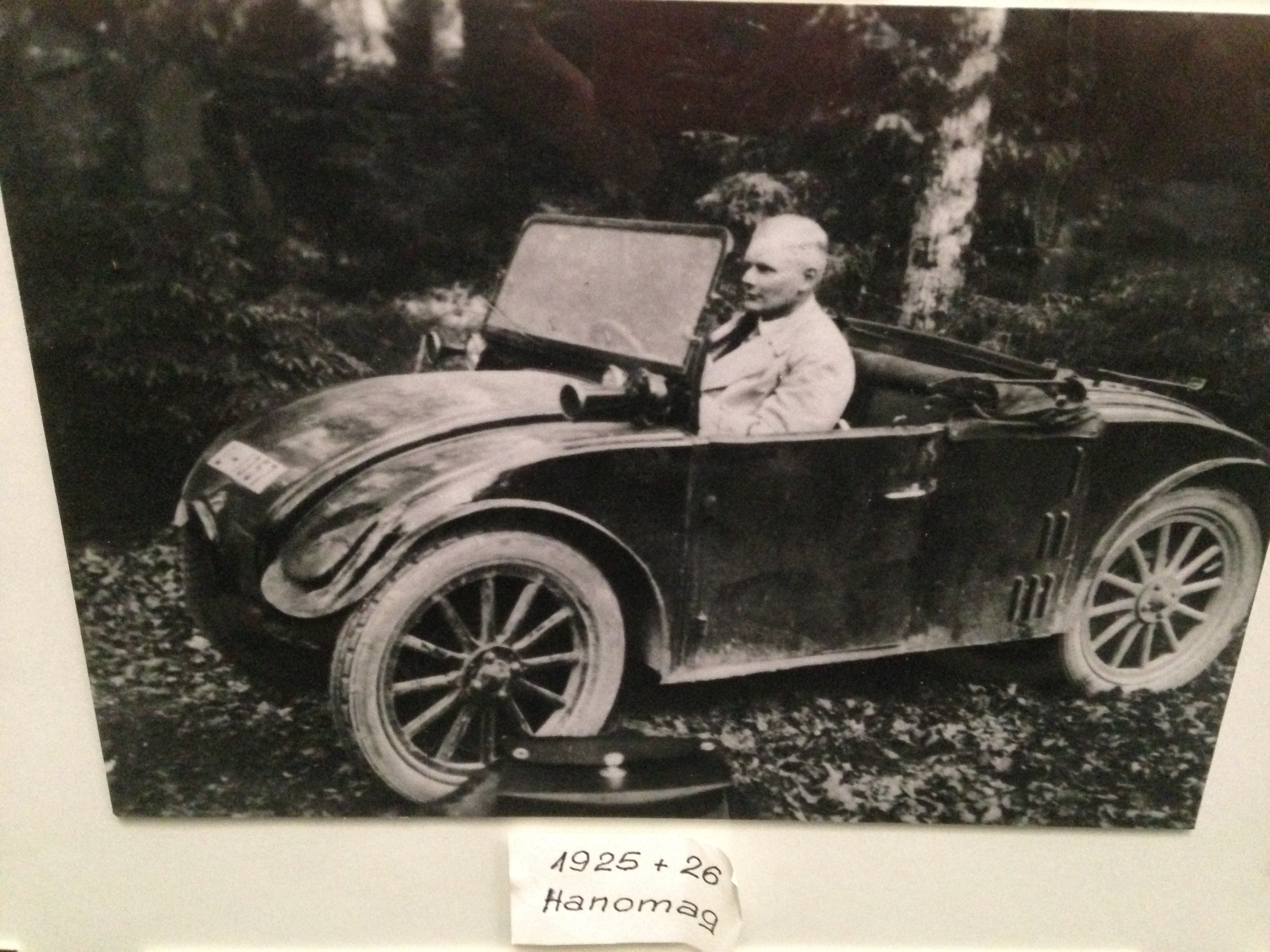 1925 – Dixi Tour
