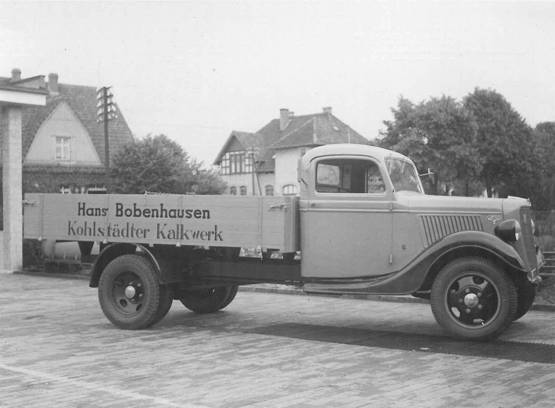 19?? Ford Transporter