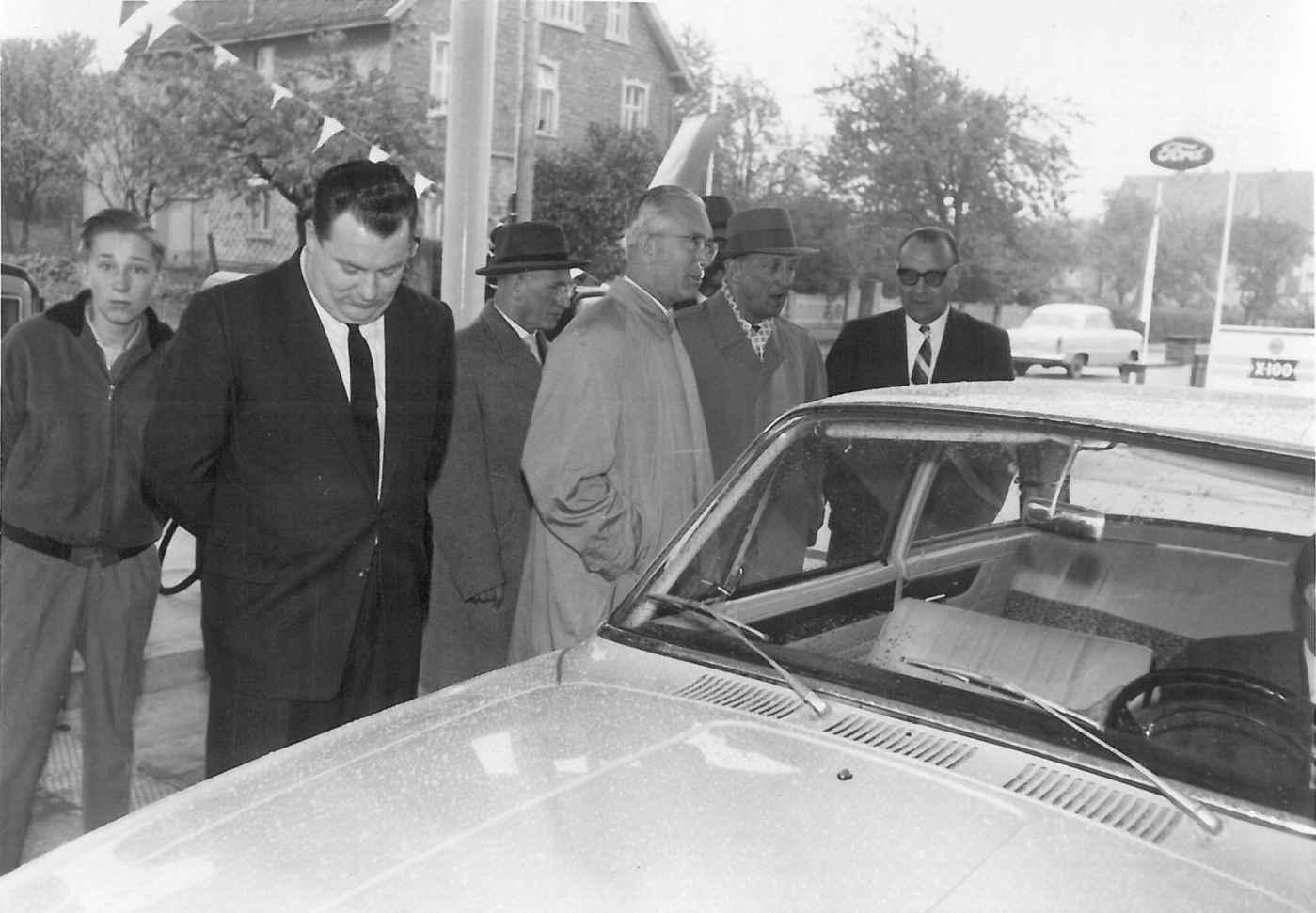 1960 Eröffnung Lemgo