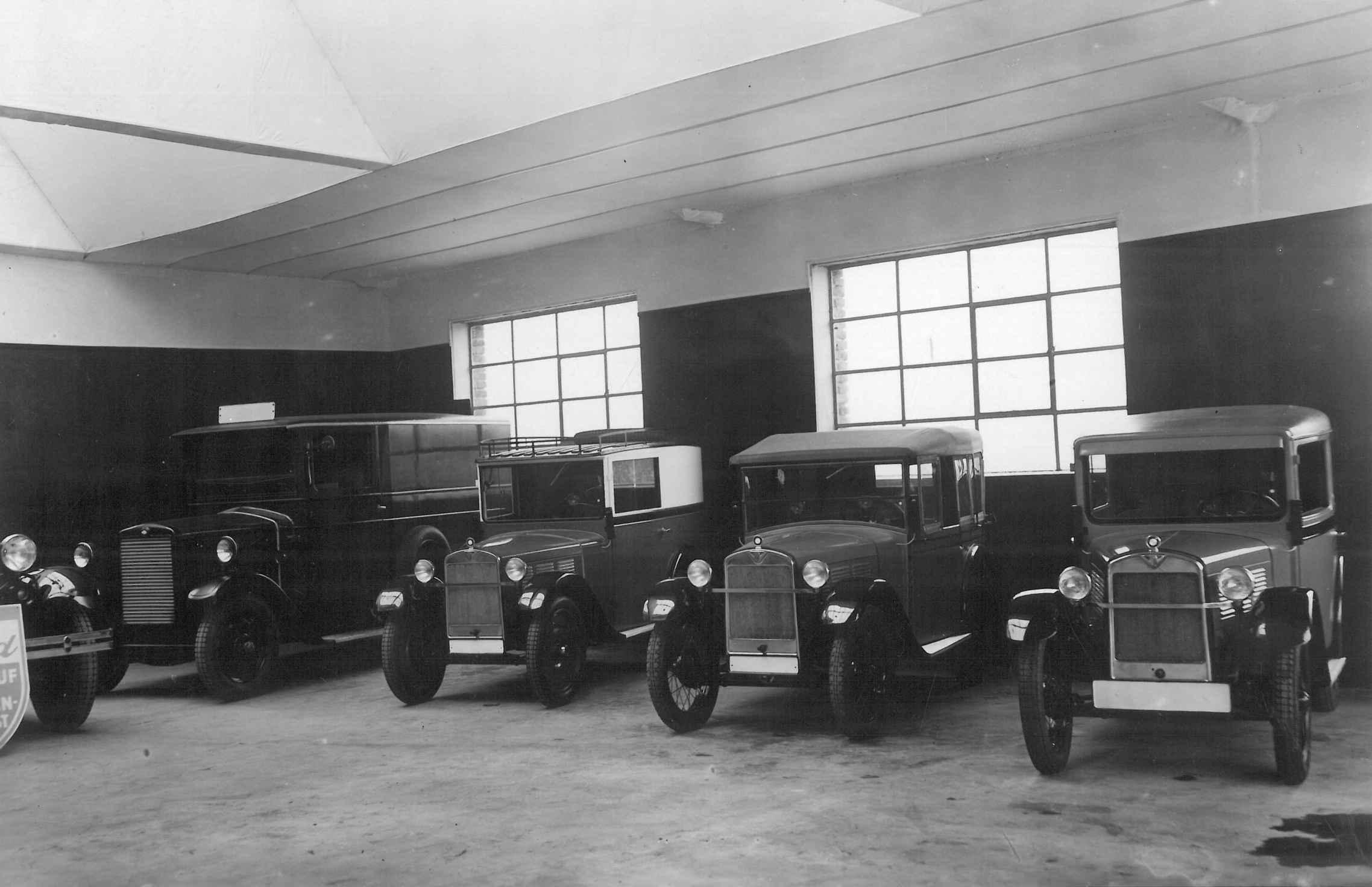 1931 – 1932 Ausstellung